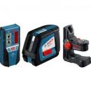 Каталог товаров / Измерительная техника / Линейный лазерный нивелир / Лазерный нивелир GLL 2-50 + держатель BM1 + приемник LR2 BOSCH Лазерный нивелир GLL 2-50 + держатель BM1 + приемник LR2 BOSCH