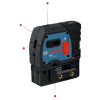 Точечный лазер GPL 5 BOSCH