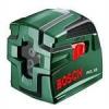 Лазерный нивелир с перекрестными лучами PCL 10 BOSCH